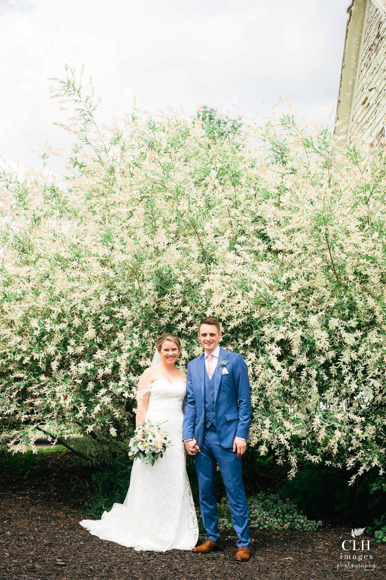 Eileen in the Tara Lauren Leona bridal gown from Lovely Bride NYC